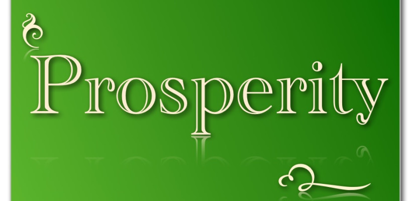 Prosperity for Soul and Body
