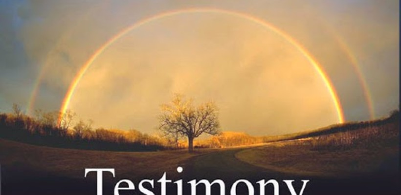 How to Live So You Have a Good Testimony