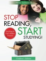 Stop Reading, Start Studying (Children's Workbook)