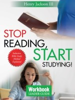Stop Reading, Start Studying (Leader Guide)